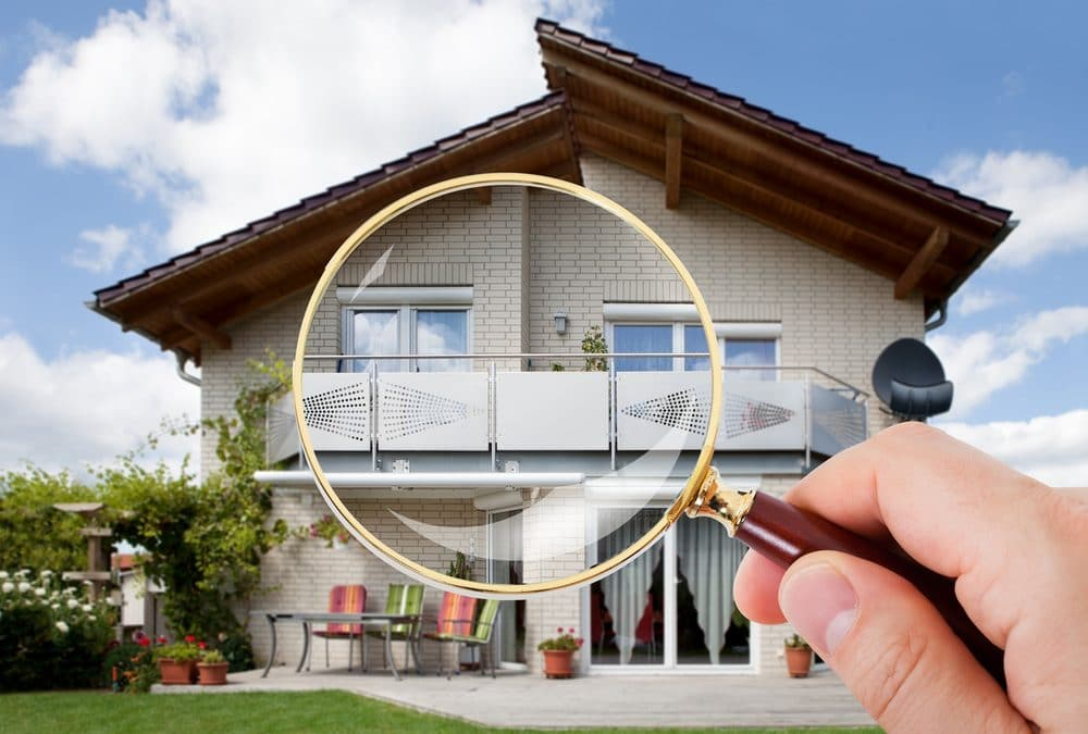 get a home inspection before listing
